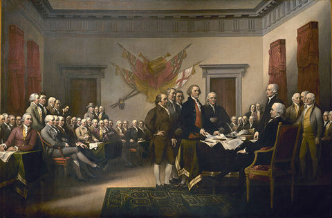 Who Wrote the Articles of Confederation?