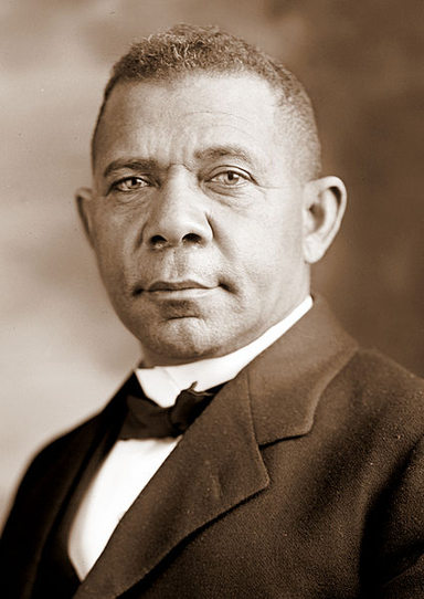 Booker T  Washington - Constitutional Rights Foundation