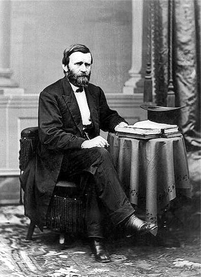 A Hero Betrayed The Presidency Of Ulysses S Grant